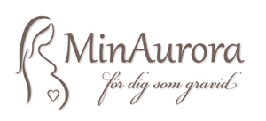 MinAurora - logga - skugga - brun